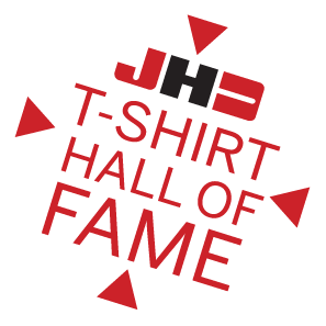 JHD T-Shirt Hall of Fame