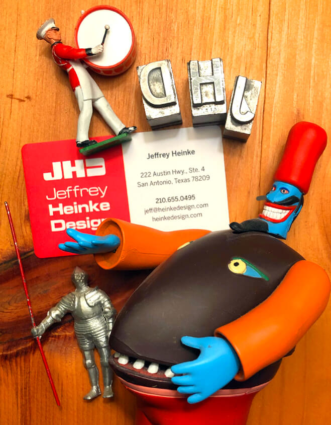 JHD Desk Scene