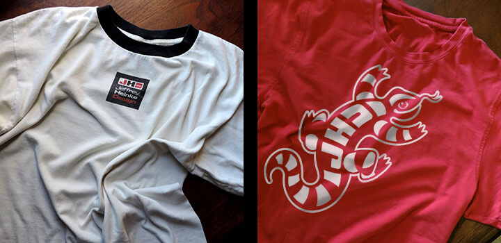 JHD Tee 2001 and 2002