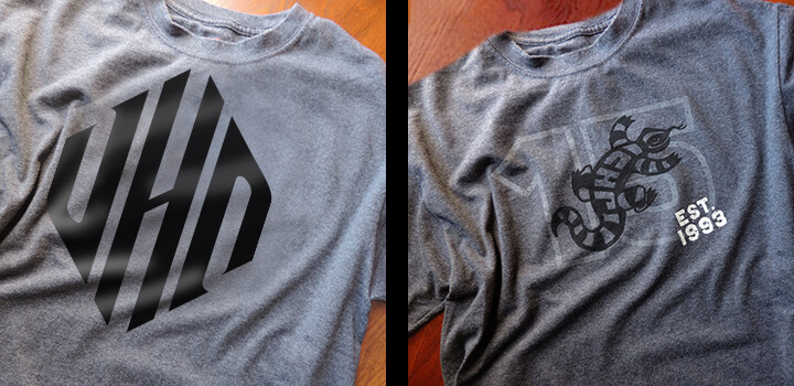 JHD Tee 2007 and 2008