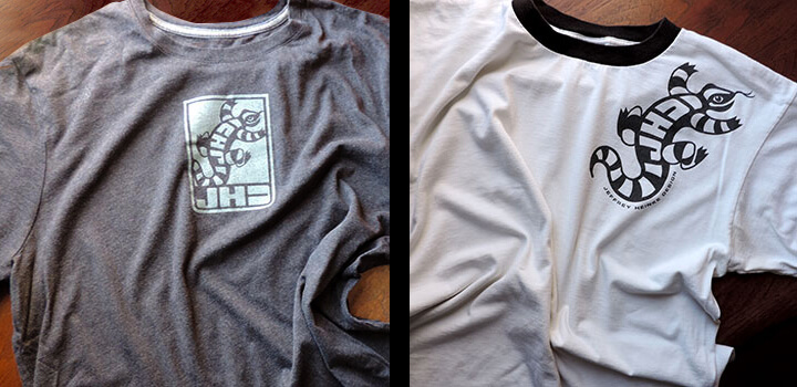 JHD Tee 2009 and 2010