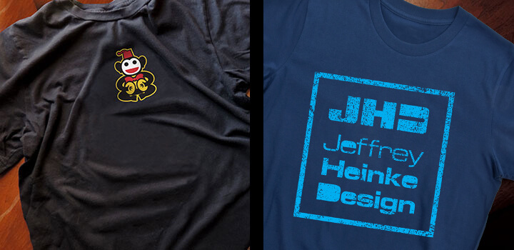 JHD Tee 2015 and 2016