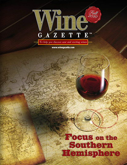 Wine Gazetter Publication
