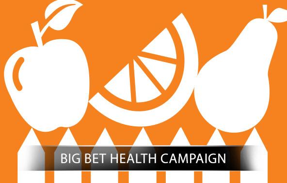 Big Bet Health Campaign portfolio logo