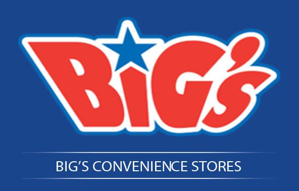 Bigs Convenience Stores Portfolio Logo