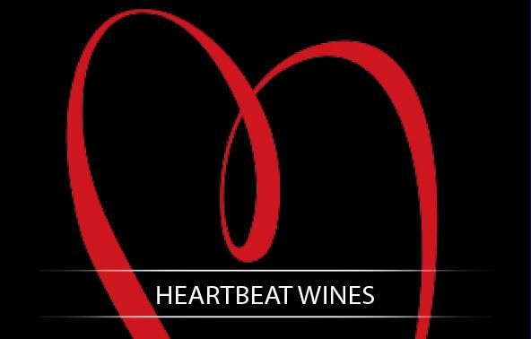 HeartBeat Wines Portfolio Logo