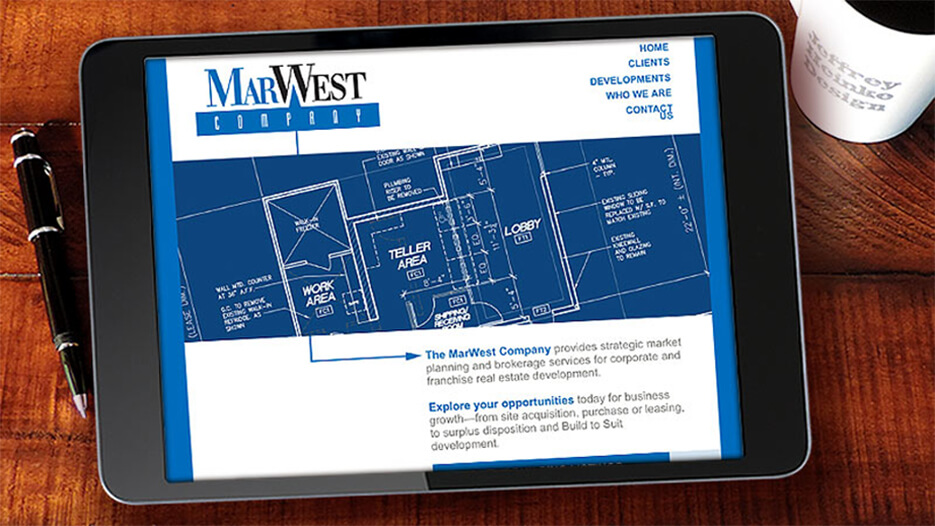 MarWest | Website Design