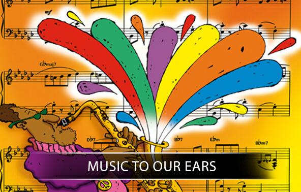 Music to Our Ears portfolio logo