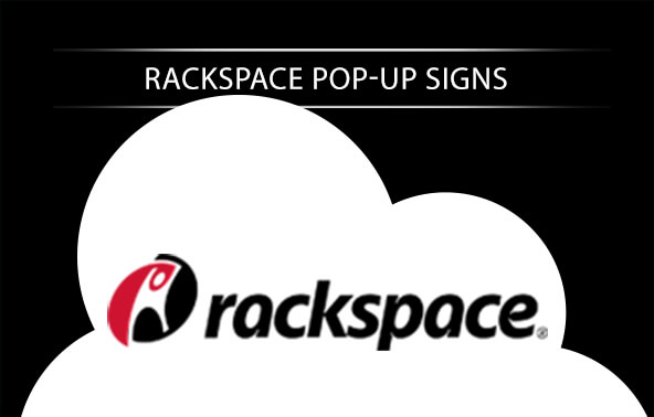 Rackspace Pop-Up Signs portfolio logo