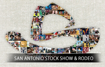 San Antonio Stock Show and Rodeo portfolio logo