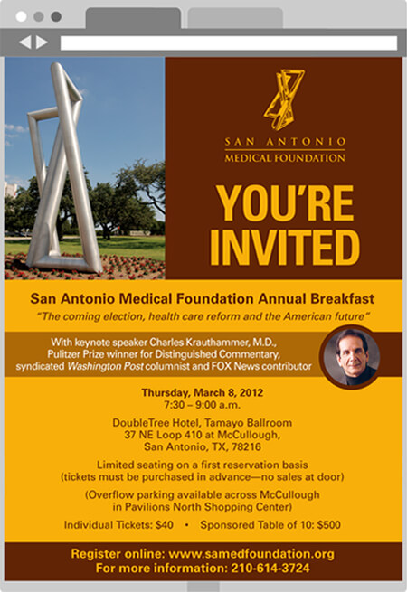 San Antonio Medical Foundation email