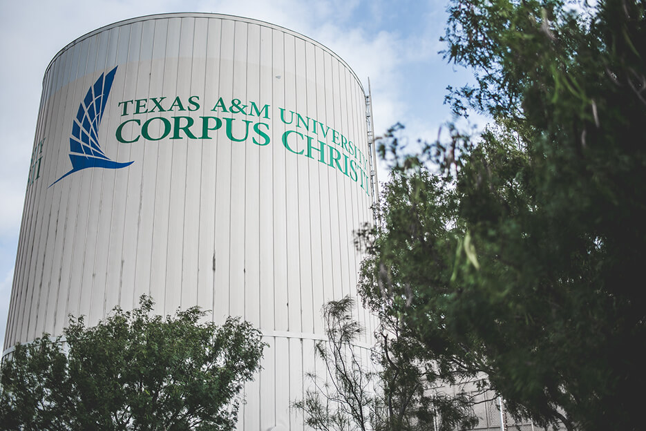 Texas A&M Corpus Christi University tower