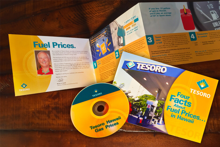 Tesoro Corporation brochure