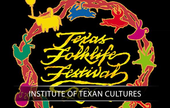 Institute of Texan Cultures portfolio logo
