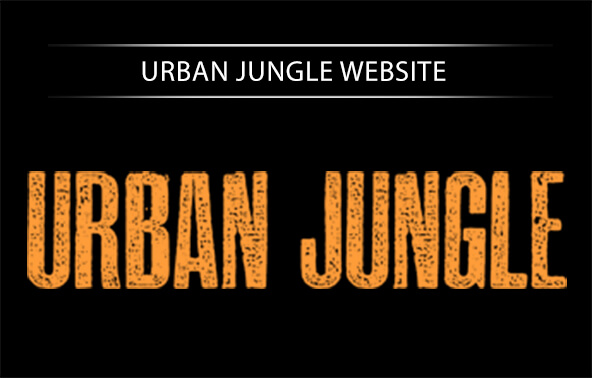 Urban Jungle Website portfolio logo