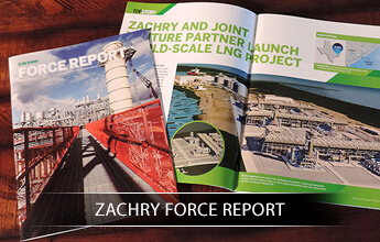 Zachary Force Report portfolio logo