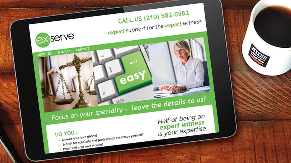 Ex-Serve website