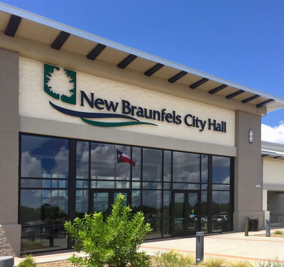 New Braunfels City Hall
