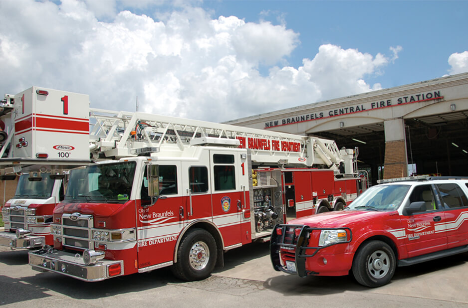 City of New Braunfels fire department