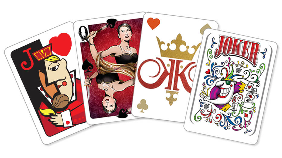 JHD Playing Cards