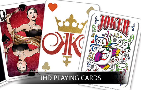 JHD Playing Cards icon
