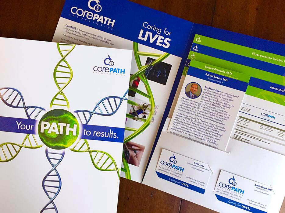 CorePath presentation kit
