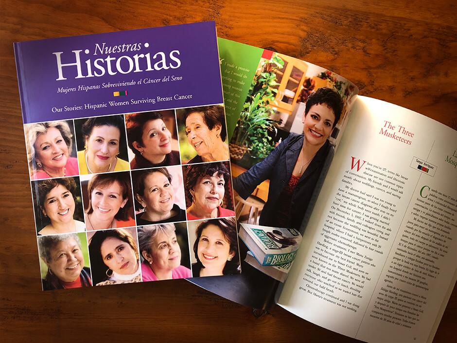 Nuestras Historias book