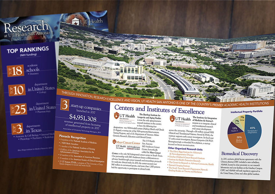 UT Health brochure