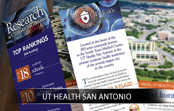 UT Health San Antonio Print Icon