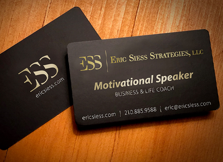 ESS business card