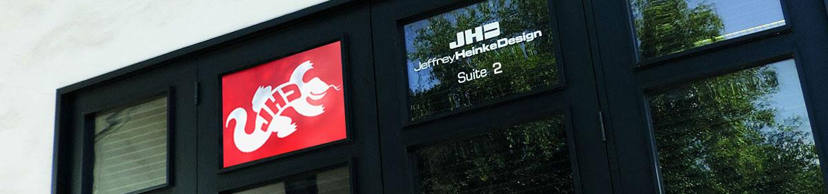 Jeffrey Heinke Design Office Building